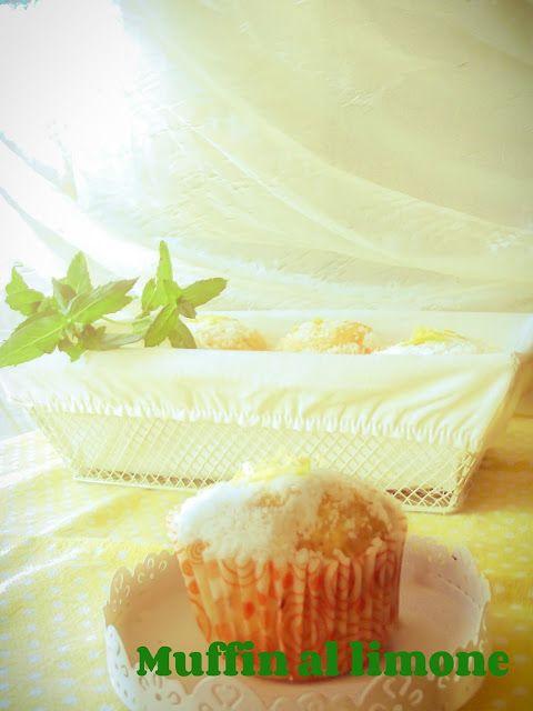 L'Emporio 21: I muffin al limone : la ricetta veloce per farli m...