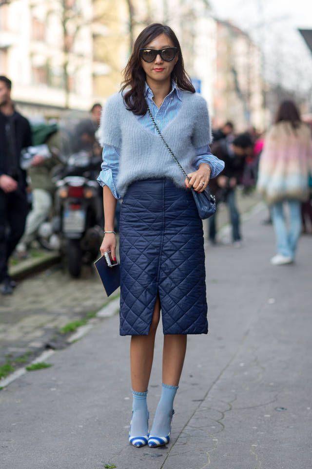 Уроки стиля! Самый безмятежный! Подборка вдохновляющих и стильных картинок в оттенках голубого цвета!