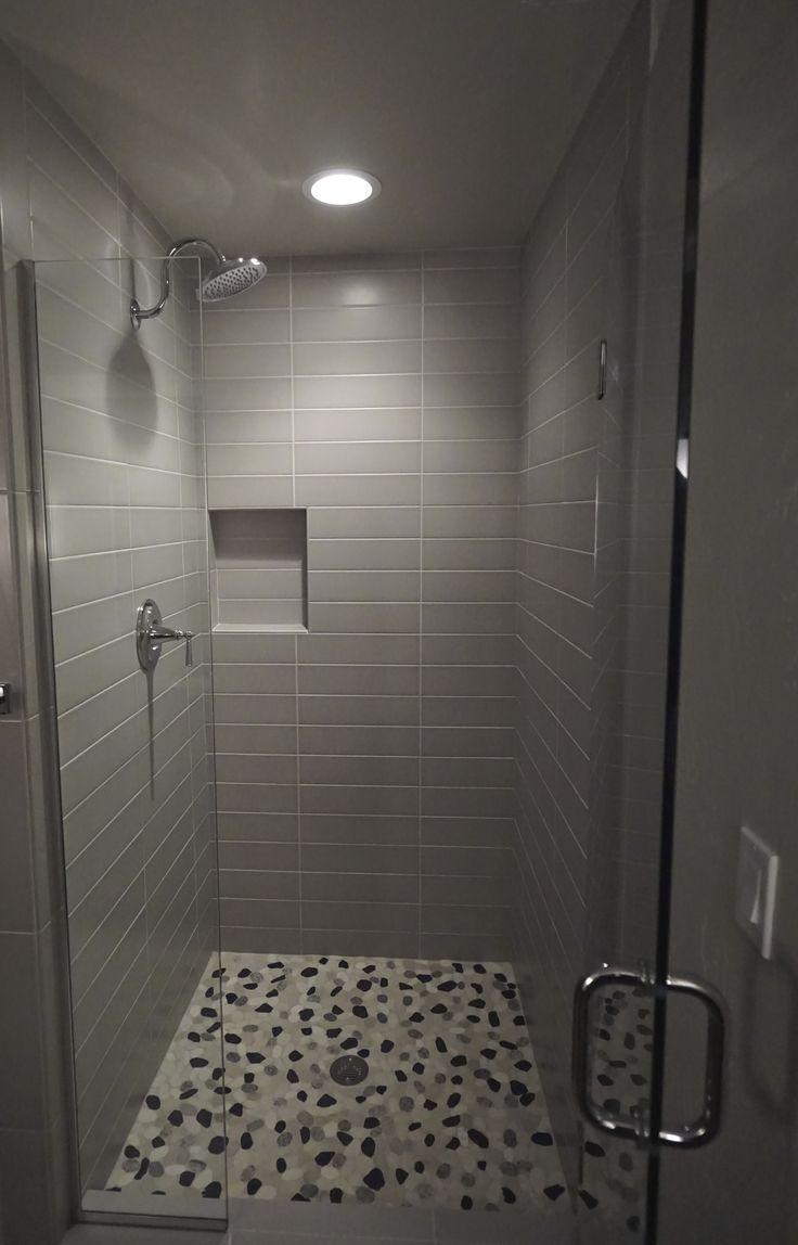 379 best spaces emser tile baths images on pinterest tile emser tile vogue x ceramic subway tile in gray dailygadgetfo Gallery