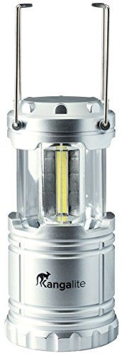 Kastalite Camping Lantern LED Survival Outdoor Lamp Set, Collapsible Portable Ultra-Light Weight Water Resistant Tent Light LED Flashlight Lantern with Survival Tool Card:   Kastalite/b offers you the newly designed crystal clear white light COB LED Camping Lantern to meet your everyday lighting needs. Designed with Chip-On-Board LED technology illuminates a larger area with more light than the commonly found LED lanterns on the market.brbrThis small compact/b LED outdoor/indoor Camp L...