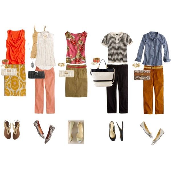 """Late Summer Outfits 3"" by abiggercloset on Polyvore"