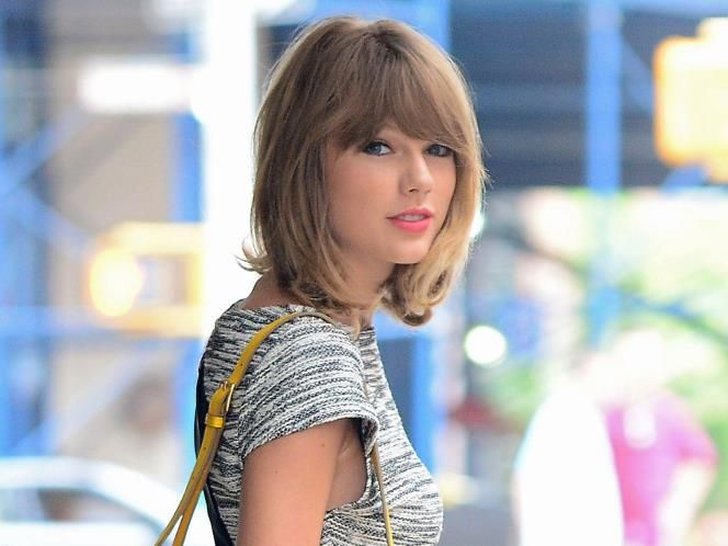 Taylor Swift   Bobu0027s The Word: This Summeru0027s Hottest Hairstyle   MSN ...