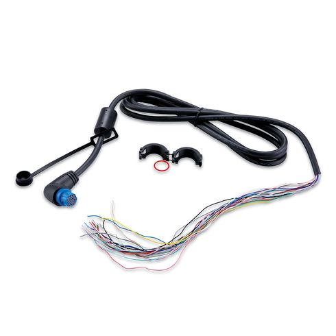 Garmin NMEA 0183 Threaded Cable Right Angle - 6'