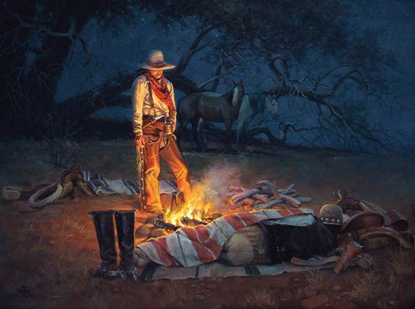 Jack Sorenson Oil Paintings