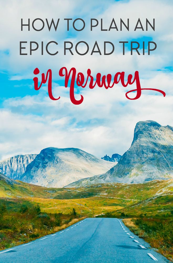 After living in Norway for over a year, here are my top tips for planning an epic Norwegian road trip, including where to start and how to find Norway's most scenic roads!