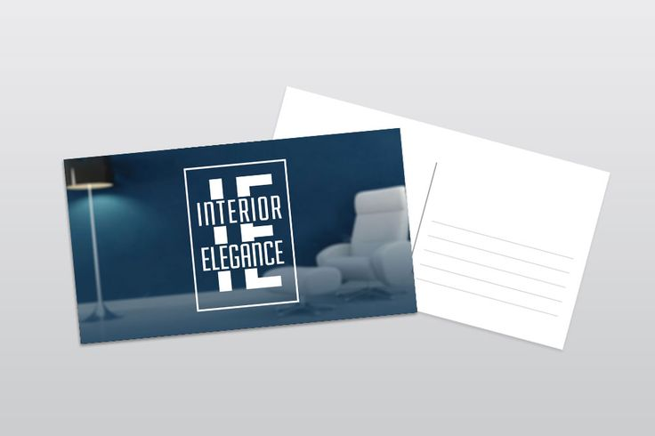 Elegant and classy business cards. Get yours today at Overnight Prints.