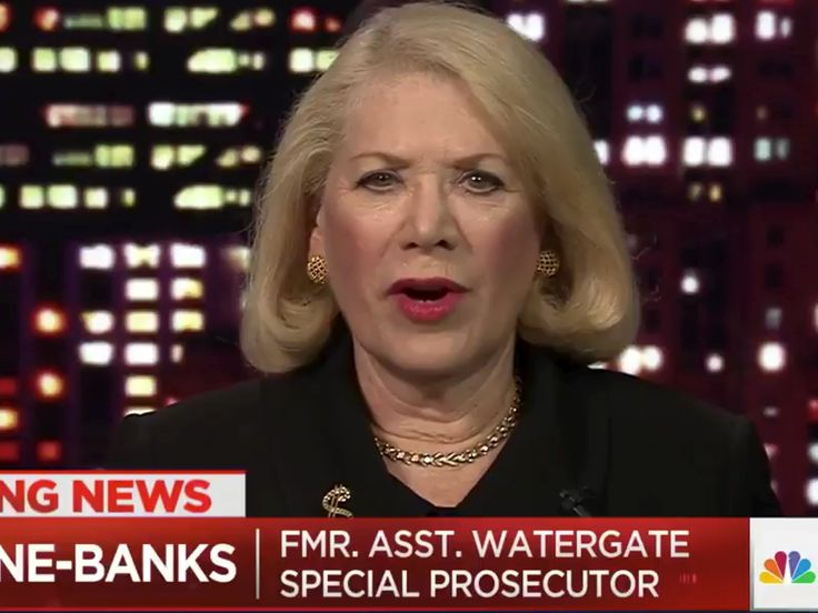 "'IT IS COLLUSION': Watergate special prosecutor draws the line after Trump Jr.'s email revelation - Former assistant Watergate special prosecutor Jill Wine-Banks drew a clear line on Donald Trump Jr.'s meeting with a Russian lawyer, after a bombshell New York Times report on Monday revealed that he was told in an email that the information he was receiving was part of a Russian strategy to assist then-candidate Donald Trump's presidential campaign.  ""This is an astounding thing,"" said…"