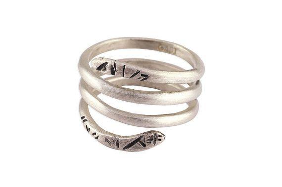 The Snake ancient Greek jewel handmade by ancientgreekjewels