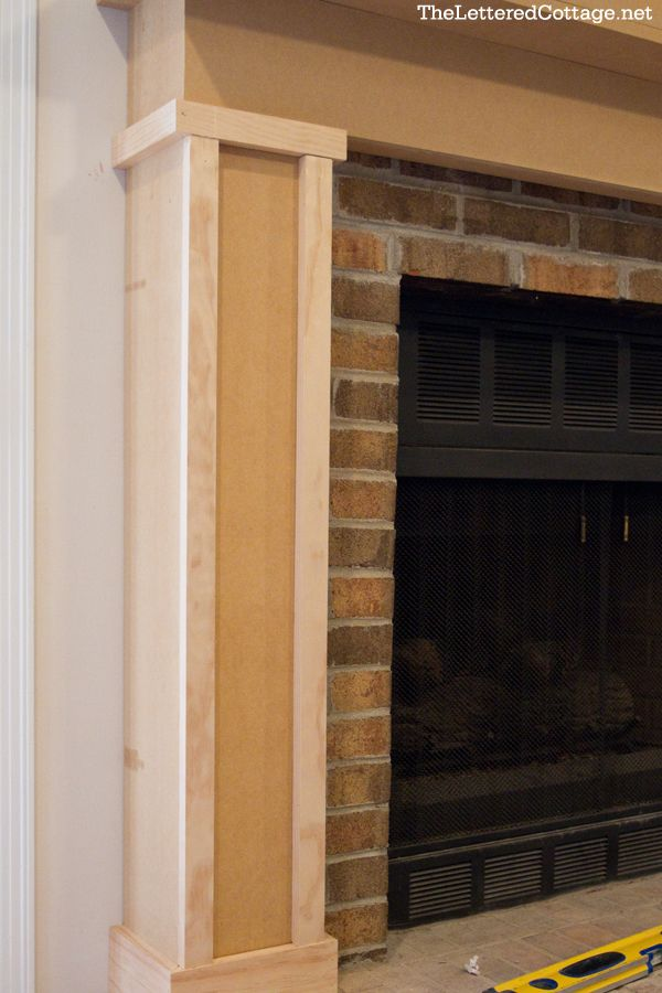 Fireplace Design refinish brick fireplace : Best 25+ Brick fireplace redo ideas on Pinterest   Brick fireplace ...