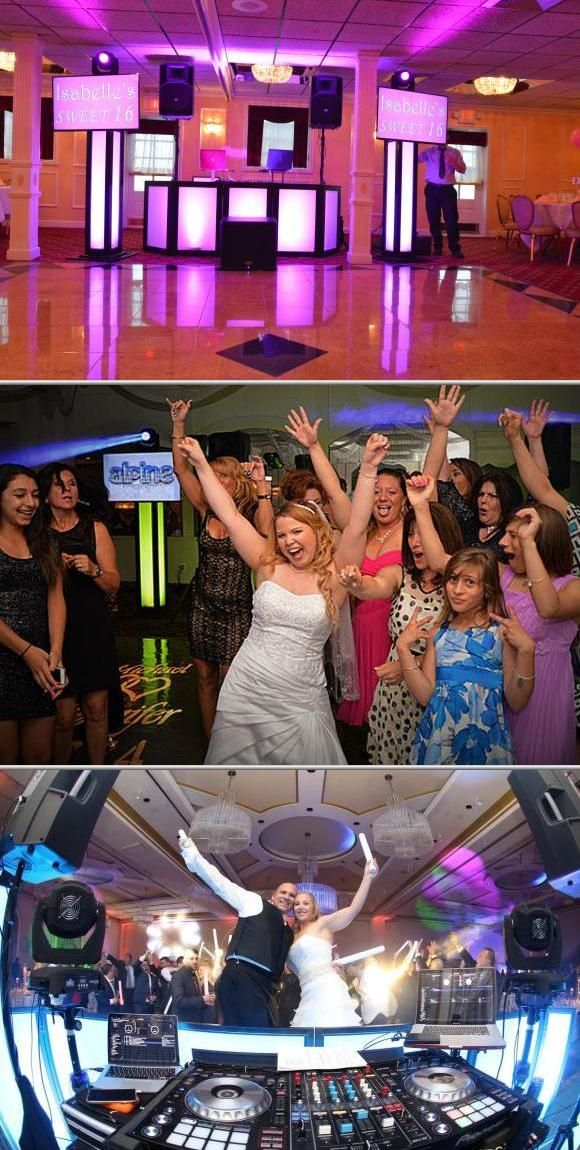 Alpine Entertainment LLC provides a wide variety of services to get your party going. They have lighting, LED's, red carpets, and photo booths for rent.