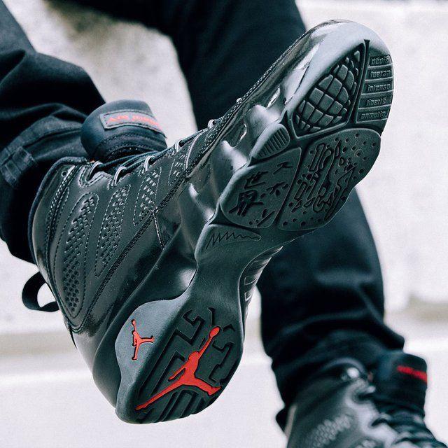 Jordan 9 Retro Bred Patent | Sneakers