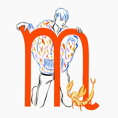 daily Scorpio Horoscope - Yahoo Style: There are no real problems in your life now - only perceived ones.