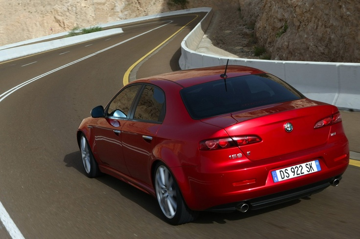 Upcoming 2014 Alfa Romeo 159/Giulia Looking to Rival German Competition - Carscoop