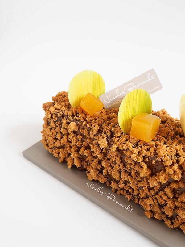 """Le cake de la semaine vous emmène passer un goûter aux antipodes sous la forme d'un cocktail très original """"Le PinaColada Spéculos"""" ! #NicolasBernardé #PâtisserieDuSamedi #PDS #dessert #cake #gourmand #gourmet #teatime #Frenchpastry #cakissime #cannelle #cinnamon #ananas #pineapple #coco #coconut #noixdecoco #spéculos #gâteau #LaGarenne #Colombes #LaDefense #Neuilly #Courbevoie #Levallois #Instafood #goûter #glutenfree #poundcake"""