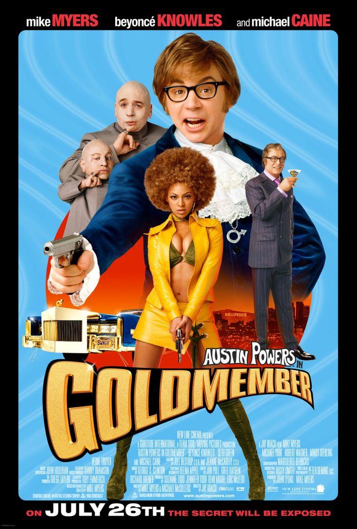 Austin Powers, Goldmember | Jay Roach | 2002.