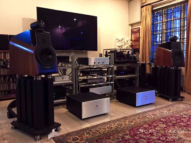 Mono and Stereo High-End Audio Magazine: Audio Note M10 Signature preamplifier impact