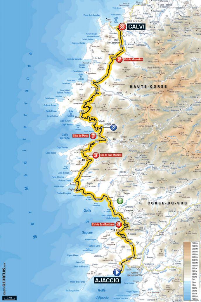 23 best Etappe Ajaccio Calvi Corsica images on Pinterest