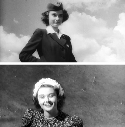 Rare images of Audrey Hepburn during the filming of her first movie Dutch in Seven Lessons (1948) wherein she appeared as an airline stewardess. Dutch in Seven Lessons (Nederlands in zeven lessen) is an educational travel film made by Charles van Linden and Henry Josephson.