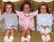 Multiple birth - Wikipedia, the free encyclopedia