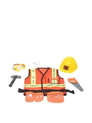 30% OFF Melissa & Doug Construction Worker Role Play Set