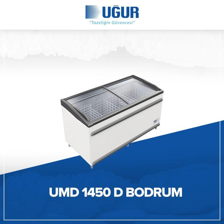 UMD 1450 D BODRUM birçok özelliğe sahip. Bunlar; elektronik ısı kontrol sistemi, ayarlanabilir ayak, plastik çerçeve, iç aydınlatma ve su tahliyesi. #uğur #uğursoğutma