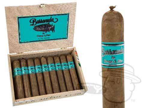 Barracuda by George A. Rico Robusto 5 x 50—Box of 20 - Best Cigar Prices