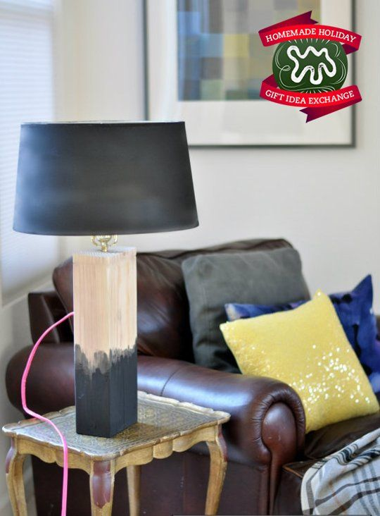 Homemade Lamp Ideas 164 best bright ideas for upcycled lighting images on pinterest