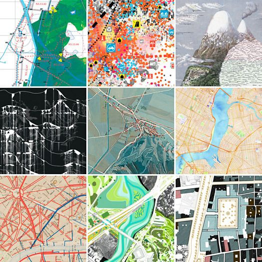 Cartographic Grounds: Projecting the Landscape Imaginary: Places: Design Observer