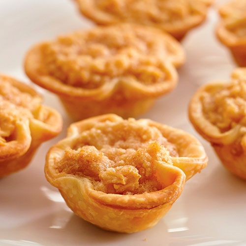 Dutch Apple Mini Tarts - The Pampered Chef®