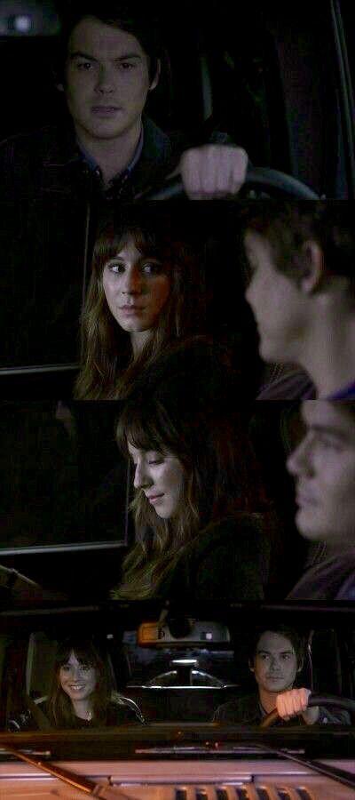 «Pretty Little Liars» - Spencer & Caleb