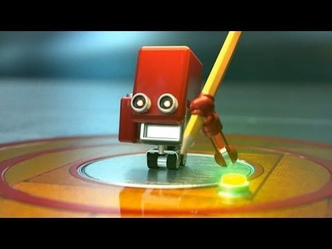"""CGI Animated Shorts HD: """"Desire"""" - Animated Musical Short - by Red Echo Post - YouTube"""