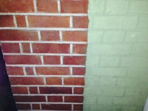 How To Remove Old Paint from Bricks and Brickwork