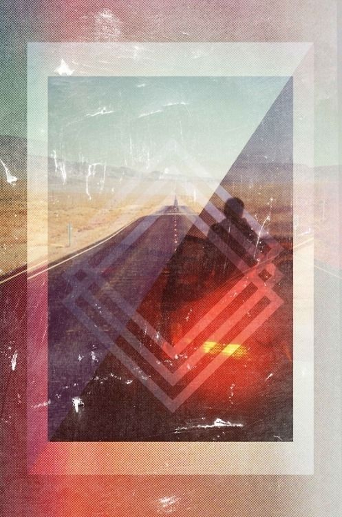 DRIVE// HARD on the Behance Network