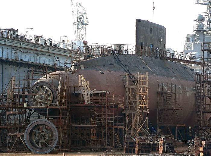 «Черная дыра в море» - Подводные лодки проекта 877 «Палтус» (3)