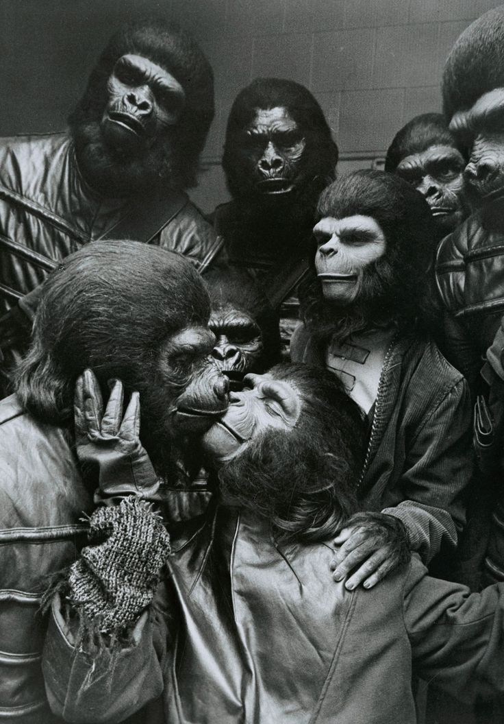 ✖✖✖ Planet of the Apes ✖✖✖