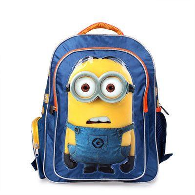 Minion backpack bag
