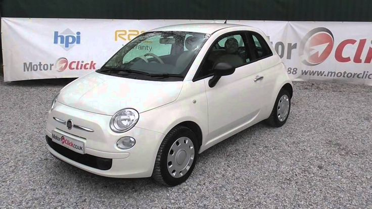 Used Fiat 500 Pop For Sale stockport manchester (MotorClick.co.uk)