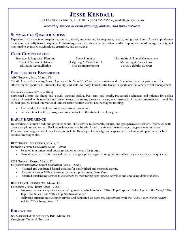 bartender resume skills sample