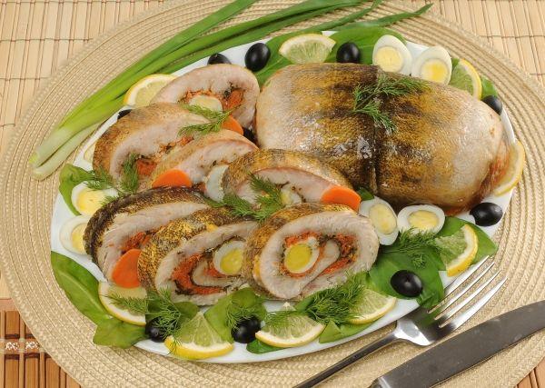 Топ-3 лучших рыбных блюд