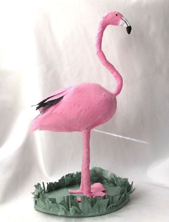 Flamingo Deluxe Edition Surprise Ball by WatermelonParty on Etsy, $40.00