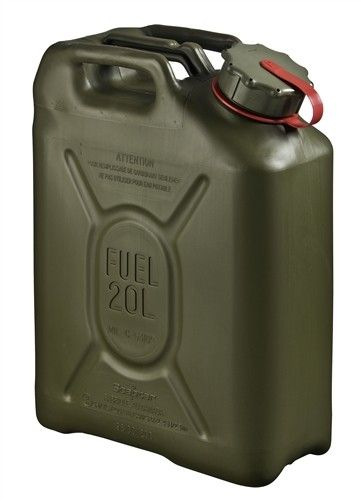 Rampart | Scepter - 5 Gallon Fuel Can (Gasoline) - OD | Canada's Leading Supplier of Operational Equipment