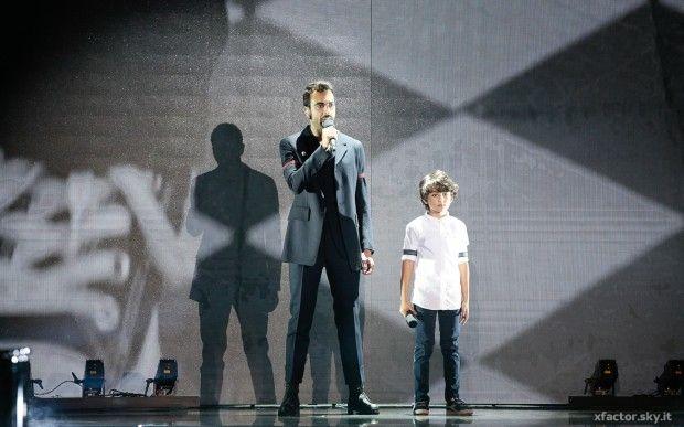 La gallery di Marco Mengoni - X Factor 8 - Italia