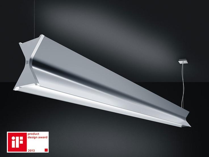 Lichtsystem TZ-X LED  Drei Awards für Schmitz-Leuchten