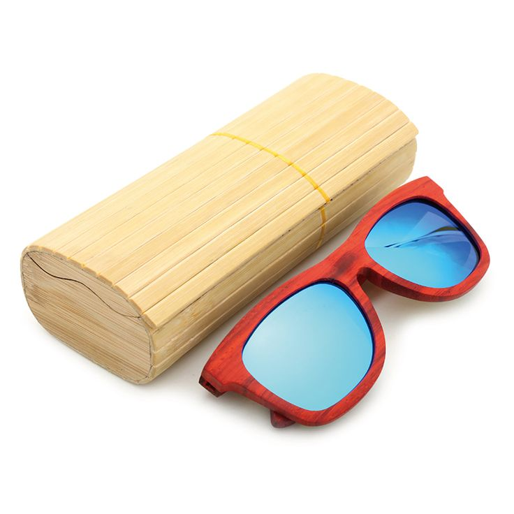 Sunglasses Retro Vintage Wood - free shipping worldwide
