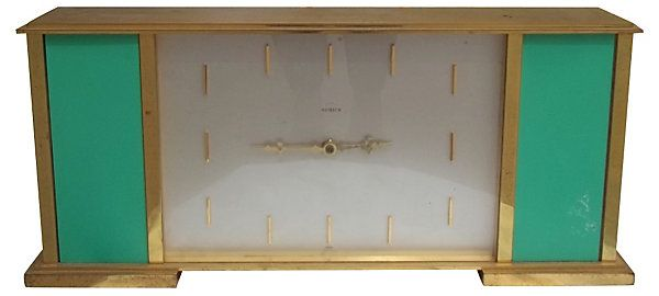 Sensa Midcentury Clock