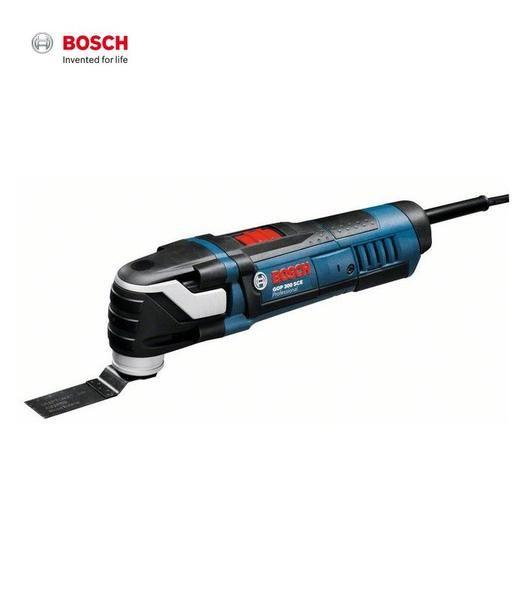 Bosch GOP 300 SCE L-Boxx Kit1 (Multiverktøy) - Laveste pris 1839,-