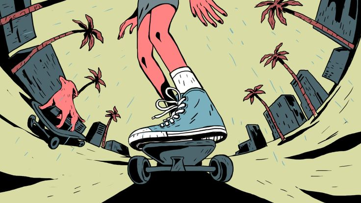 - L . - A bunch of early vis dev stuff I did for Converse...
