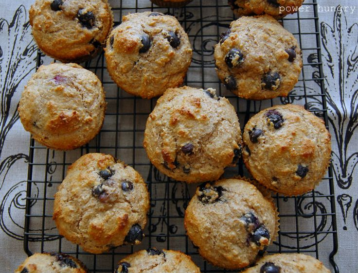 Almond Flour Paleo Muffins (Master Recipe--vary it in endless ways, sweet or savory!)