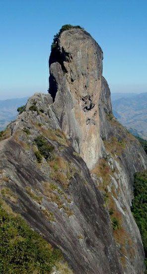 Pedra do Baú, Sao Bento do Sapucai