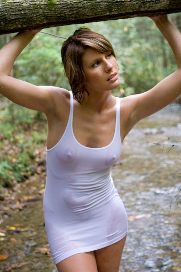 wet tee shirt nipples
